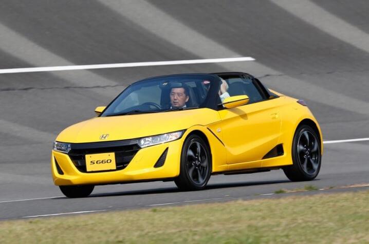Noua generație a roadster-ului Honda S2000
