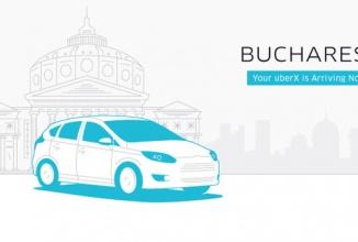 Din 2016, Uber ajunge în noi orașe din România; Cluj, Timișoara și Iași se află pe listă
