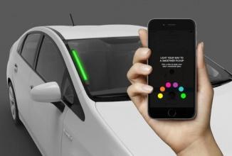 SPOT este o aplicaţie foarte utilă care te ajută să îţi dai seama care e maşina ta Uber