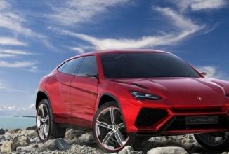 SUV-ul Lamborghini Urus va avea un motor V8 twin turbo de 4 litri
