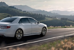 2017 Lincoln Continental – Exterior