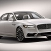 2017 Lincoln Continental - Exterior