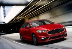 Imagini oficiale 2017 Ford Fusion Sport