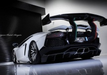 Lamborghini Aventador primește un tuning extrem din partea Aimgain; iată-l în imagini