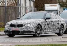 BMW G30 Seria 5 2017 apare în imagini spion proaspete; Model M Sport gata de lansare?