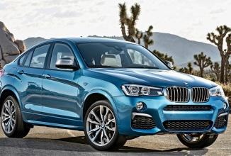 BMW aduce un upgrade și pachetului standard de pe X3 și X4; se lansează și versiunea Advantage