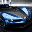 Imagini concept Bugatti Roadster 2016