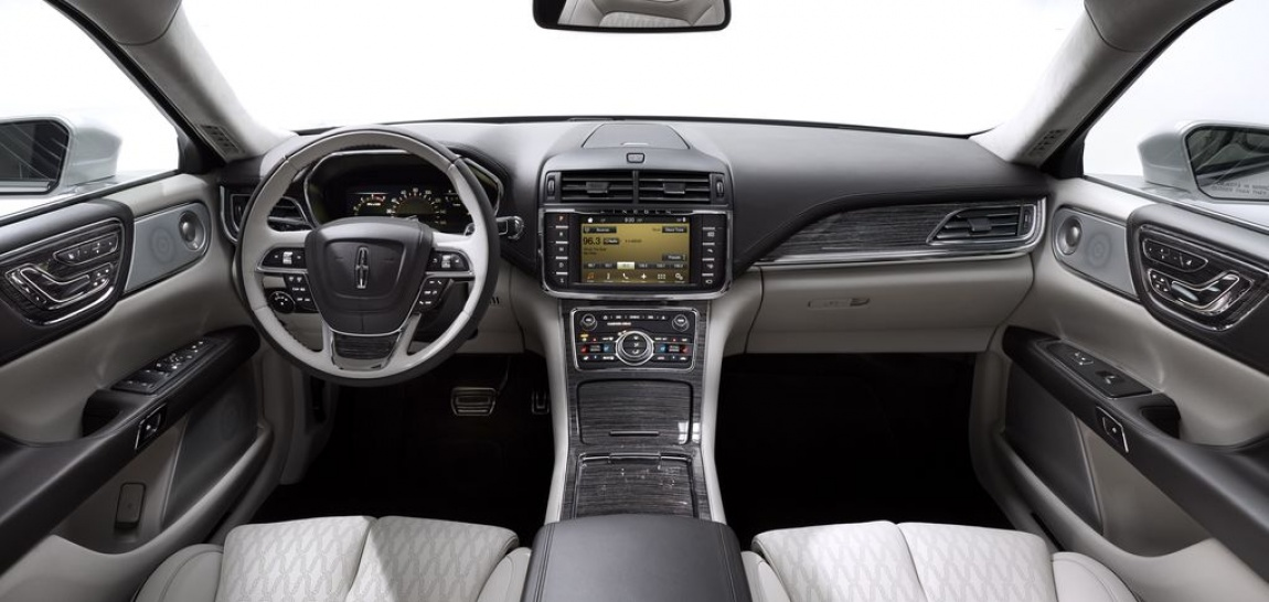 2017 Lincoln Continental 2017 – Interior