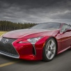 Lexus LC 500 Imagini Oficiale