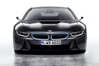 CES 2016: BMW prezintă un concept BMW i8 Spyder cu tehnologia AirTouch la bord
