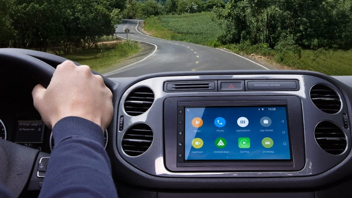 Parrot-RNB6-Android-Auto-head-unit