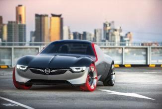 Opel GT reprezintă viitorul automobilelor sport: un concept pregătit pentru Geneva Motor Show 2016