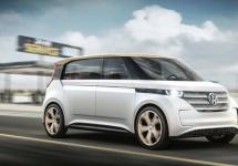 CES 2016: Volkswagen prezintă conceptul complet electric şi compact Budd-e