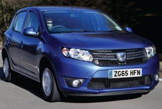 Dacia înregistrează al treilea an consecutiv de creşteri de vânzări în UK, performează pe piaţa britanică