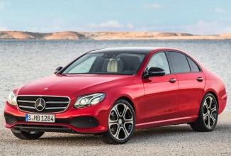 Noul Mercedes E Class e prezentat oficial la Detroit Motor Show 2016, cu un nou design mai dinamic