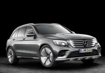 Mercedes-Benz GLC va primi o variantă cu motor pe hidrogen anul viitor