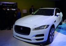 CES 2016: Jaguar și Intel prezintă un model F-Pace plin de tehnologie; iată cum ar putea arăta viitorul
