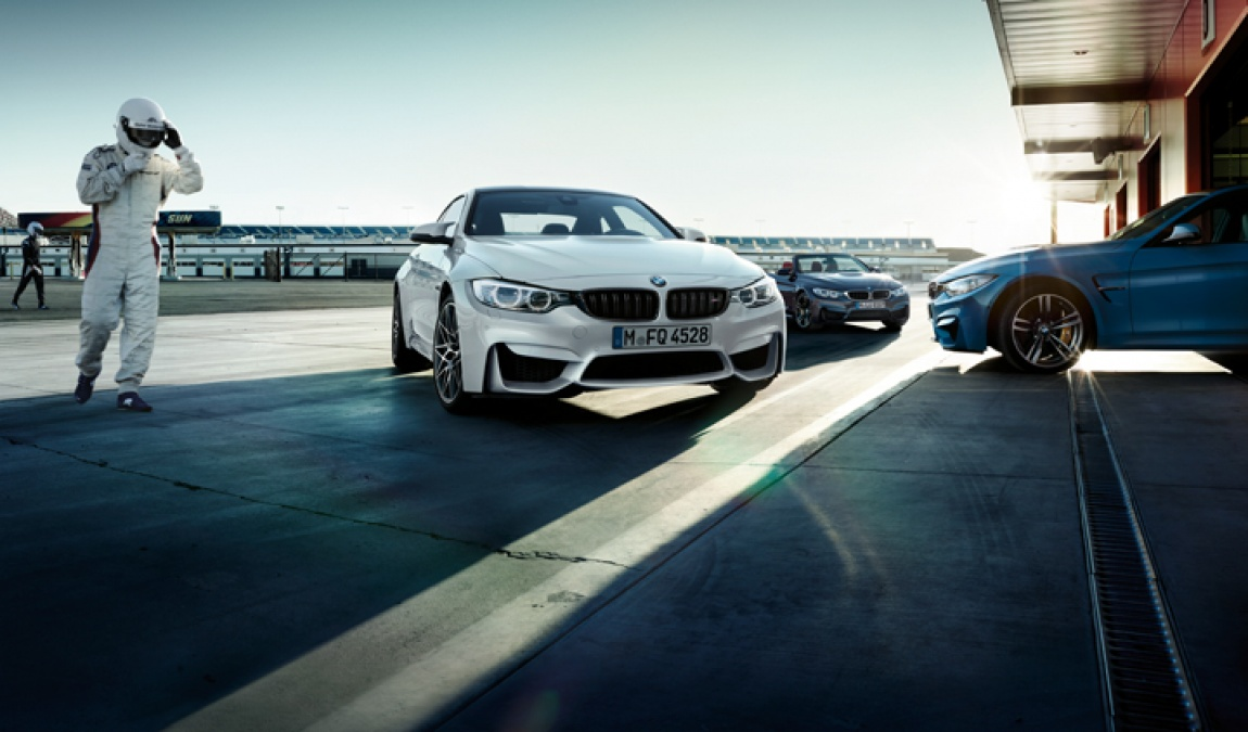Imagini oficiale BMW M Performance Package M3 Sedan, M4, M4 Convertbile