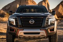 Nissan Titan Warrior şi Nissan IDS, două concepte prezentate la NAIAS 2016; Un mamut 4X4 şi un vehicul ultra spaţios autonom