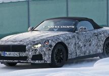 Succesorul lui BMW Z4 este testat în aceste momente; iată cum arată noul roadster pregătit de germani