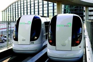 """Primele vehicule fără şofer vor fi operaţionale în Londra la vară, sub forma unor """"pods"""" cu look SF"""