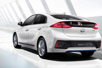 Hyundai Ioniq 2017 prezentat oficial în Coreea de Sud, bazat pe o platformă complet nouă