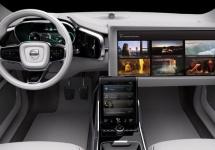 CES 2016: Volvo afirmă că publicul doreşte în continuare un volan pe maşinile autonome
