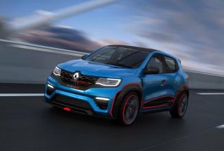 Renault prezintă două noi concepte interesante; Kwid Racer și Climber ni se dezvăluie în imagini