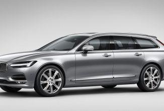Volvo V90 2018 e prezentat oficial, drept un nou station wagon cu pilot semi automat