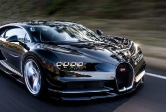 Bugatti prezintă noul său monstru: acesta este Chiron, cu 1500 de cai putere de strunit!