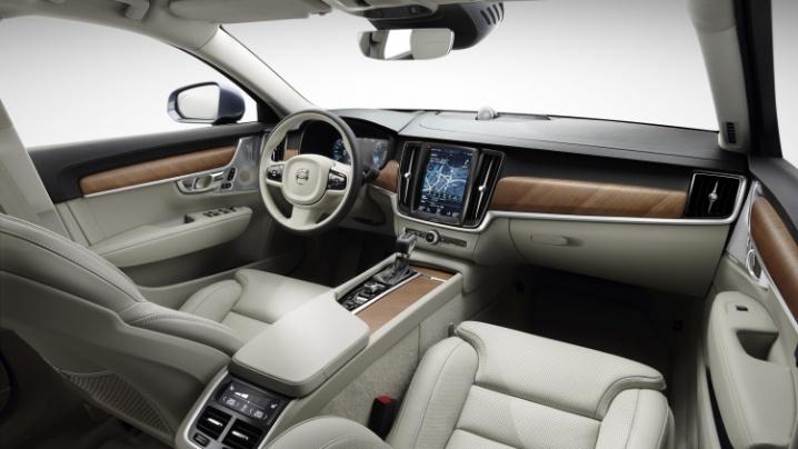 Interior Volvo V90