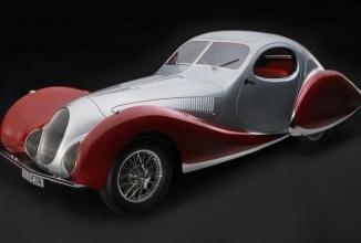 """Automobilele Art Deco devin o expoziţie """"Sculptat în oţel"""" la Muzeul de Arte Fine din Houston"""