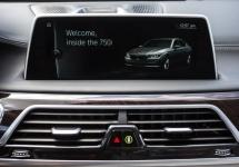BMW X5 şi X6 în varianta 2016 vor primi un panou touch LCD pentru navigare