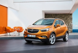 Opel Mokka X ar putea fi prezentat oficial în cadrul show-ului Auto din Geneva