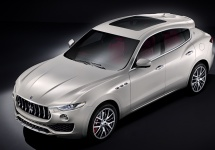 Maserati Levante e primul SUV al companiei, un rival pentru Range Rover Sport şi Porsche Cayenne