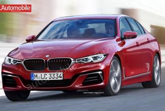 Noul BMW Seria 3 (2018) primește câteva randări spectaculoase pe baza fotografiilor spion; iată noul sedan
