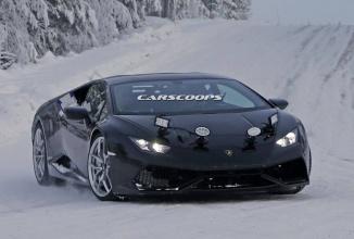 Lamborghini Huracan Superleggera este testat în condiții extreme; iată imagini cu noul bolid