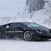 Imagini spion Lamborghini Huracan Superleggera