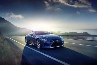 Lexus îşi anunţă lansările pentru Geneva Motor Show 2016, care vor include o variantă hibrid de coupe LC de lux