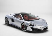 Noul bolid McLaren 570GT e cea mai luxoasă supermaşină a britanicilor