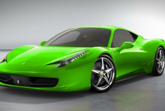 Ferrari plănuiește lansarea unui automobil cu propulsie hibridă; vedem o schiță a configurației sale