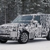 Imagini spion Noul Land Rover Discovery