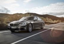 BMW prezintă noul model M760i xDrive 2017, care combină luxul şi sportivitatea