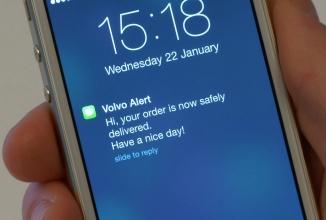 Volvo vrea să ne facă să renunţăm la cheile pentru automobile, înlocuite cu un sistem nou din 2017