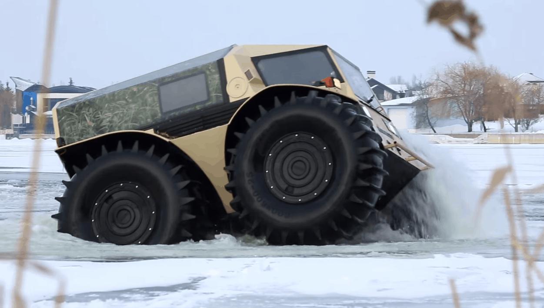 automobil rus supraviestuieste apocalipsa