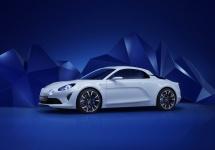 Renault Alpine Vision este un rival pentru Porsche Cayman, care tocmai a primit un preview