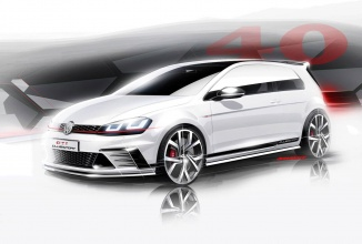 Volkswagen Golf GTI Clubsport va primi o versiune Lightweight cu 297 cai putere sub capotă