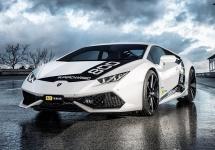 Lamborghini Huracán primește un tuning din partea companiei austriece O.CT Tuning; iată rezultatul