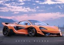 McLaren 570S Can-Am, o randare 3D a unui super-car dus la extrem; iată cum arată acest concept