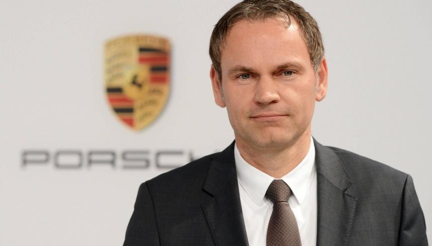 Oliver Blume (CEO Porsche)